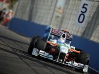 F1: GP d'Europe, Libres 3: Sutil réalise le meilleur temps !