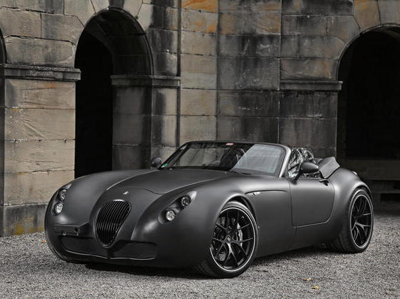 wiesmann mf5 black bat by schwabenfolia look bestial et 600 chevaux sous le capot. Black Bedroom Furniture Sets. Home Design Ideas