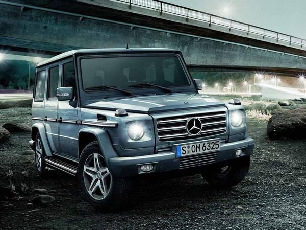 Mercedes travaille sur un City-G inspiré par le Classe G