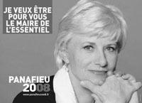 Françoise de Panafieu : quelques précisions sur son programme