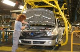 """Dacia : les ouvriers en grève """"préventive"""""""