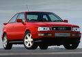 La p'tite sportive du lundi: Audi S2 Coupé.