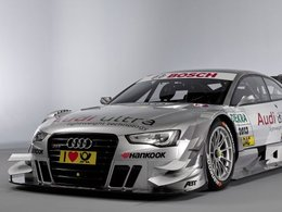 Sport week-end #3 - L'Audi RS5 en DTM...