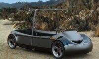 Une voiture à énergie humaine !