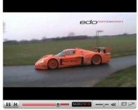 La fureur et le cri : Maserati MC12 Corsa by Edo : Street Legal pour de vrai !