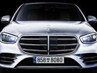 Future Mercedes Classe S : comme ça ?