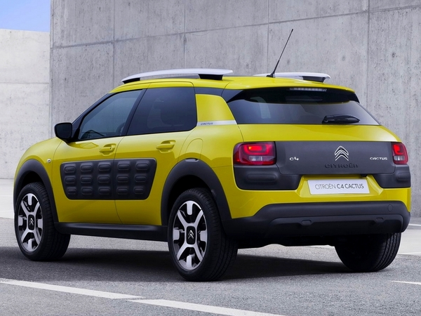 Citroën C4 Cactus: de bons débuts commerciaux