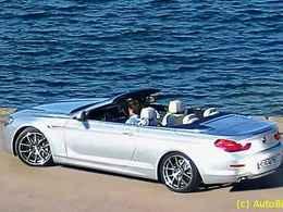 La prochaine BMW Serie 6, monture de Tom Cruise das Mission Impossible 4