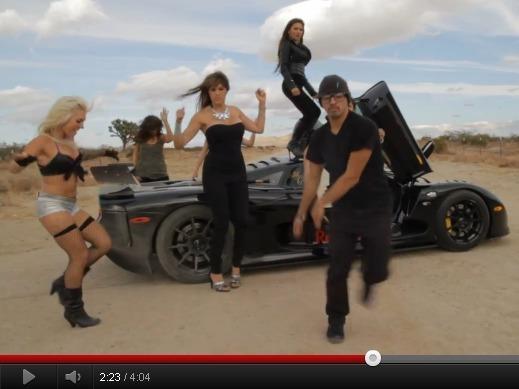 Mosler présente la RaptorGTR dans un clip vidéo : pourrez-vous le regarder jusqu'au bout ?