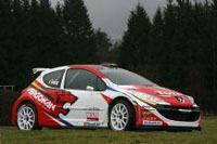 1ère victoire de Loix sur la Peugeot 207 S2000 Kronos