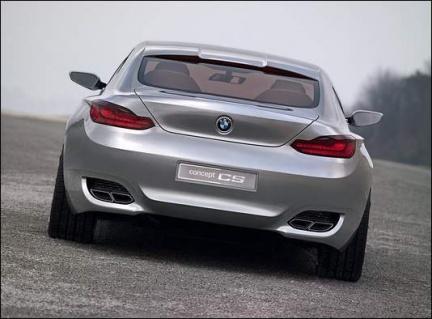Future BMW Série 6: coupé, cabriolet et 4 portes!