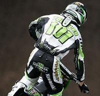 Motocross : Ben Townley de nouveau blessé