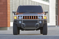 Salon de Détroit: un  nouvel Hummer