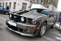 Photos du jour : Ford Mustang GT Roush