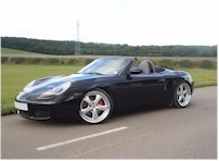 Porsche Boxster S by Newride