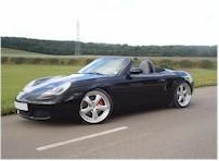 Porsche Boxster S by Newride
