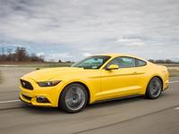 Ecoutez la nouvelle Ford Mustang 4 cylindres EcoBoost