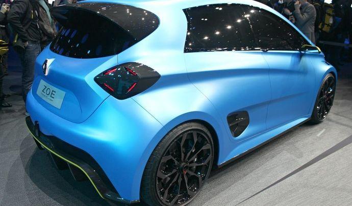 Renault : une Zoe RS, cela devrait finalement arriver