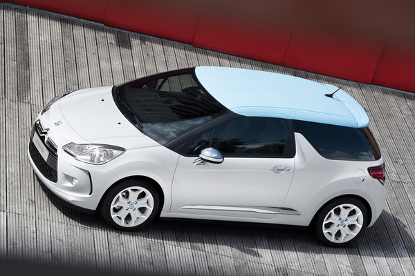 Citroën DS3: Enfin officielle! (30 photos)