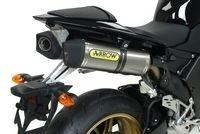 Arrow se penche sur la Yamaha YZF R1 2009