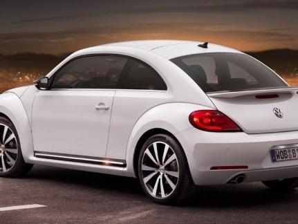 Les tarifs de la Volkswagen Beetle dévoilés