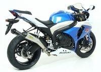 Arrow s'invite sur la Suzuki GSX-R 1000 2009