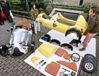 K-4 Kit car : cocasse