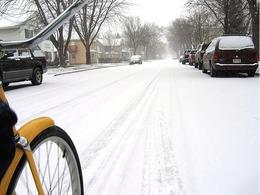 A vélo quand il fait froid