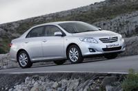 La Toyota Corolla européenne existe