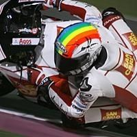 Moto GP - Qatar: Pedrosa promet un match retour à De Angelis
