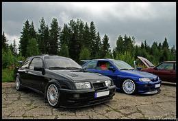 Le mythe Cosworth n'est pas mort...