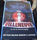 Formule 1: La vie de Gilles bientôt à l'affiche