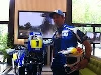 Dakar 2014 : Cyril Despres portera les couleurs du Yamaha Racing Team