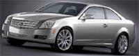 Cadillac CTC: un rival pour le coupé BMW Série 3?