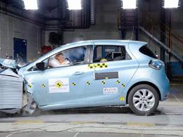 Derniers résultats Euro NCAP : Renault Zoe et Skoda Octavia passent sans problème