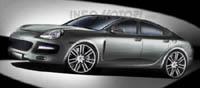 "Porsche Panamera ""by Infomotori"""