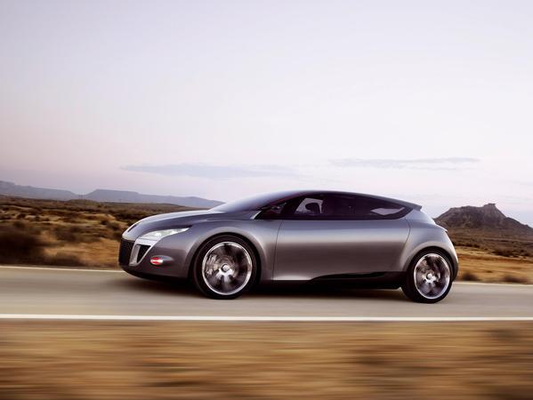 Renault Megane Coupé Concept : vous voulez des photos HD ?
