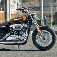 Nouveauté 2011 - Harley Davidson: Le Sportster se fait Custom
