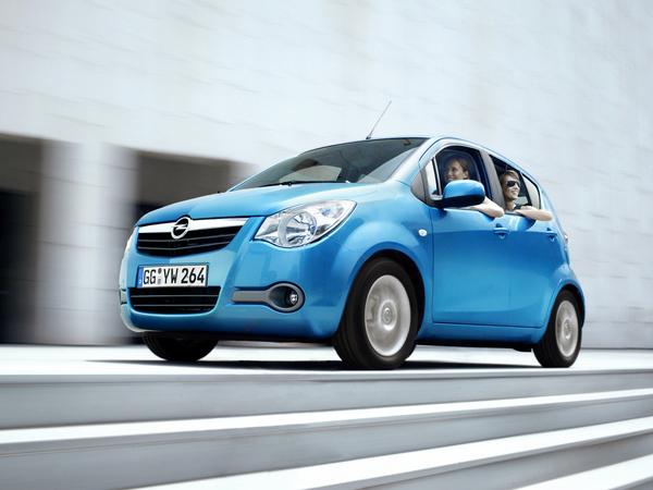 Le nouveau groupe Opel envisage de concurrencer Dacia!