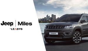 Jeep : payez selon le nombre de kilomètres effectués