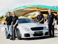 Mercedes CLS Rocket by Brabus : nouveau record de 365.7 km/h !