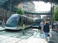 Municipales de Strasbourg : le tramway contre la voiture