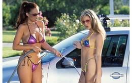 Nikki et Suzette : elles volaient des voitures en maillots de bain