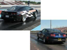 Chevrolet Camaro Lingenfelter LS9 vs Ford Mustang GT EvoPerform : la bataille fait rage