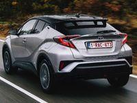 Toyota C-HR: désormaisuniquement hybride