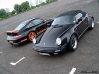 Photos du jour : Porsche 997 GT3 RS et Speedster