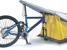 Bikamper, la tente du cycliste baroudeur
