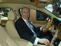 Le chef du design intérieur de Bentley transféré chez Volvo