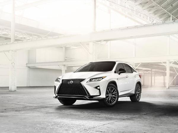 Lexus confirme le SUV RX en version sept places