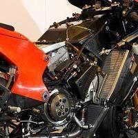 Moto GP - Ducati: La GP9 toute nue !